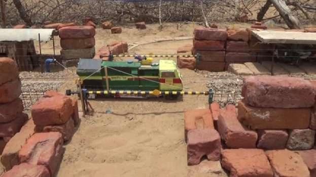 इस बच्चे ने बनाई सौर ऊर्जा से चलने वाली ट्रेन, रेलवे भी हैरान