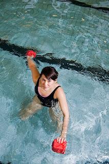 Terapia acuática para la artritis