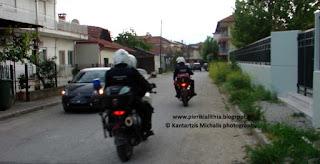 Μεγάλη αστυνομική επιχείρηση στην Κεντρική Μακεδονία.