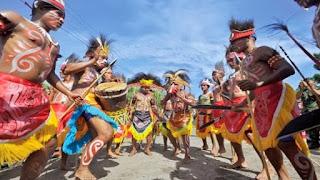 tarian khas Papua