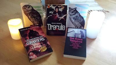 Dracula, Geschichten des Grauens, Von denen Vampiren, Bram Stoker, Edgar A. Poe, Klassischer Horror