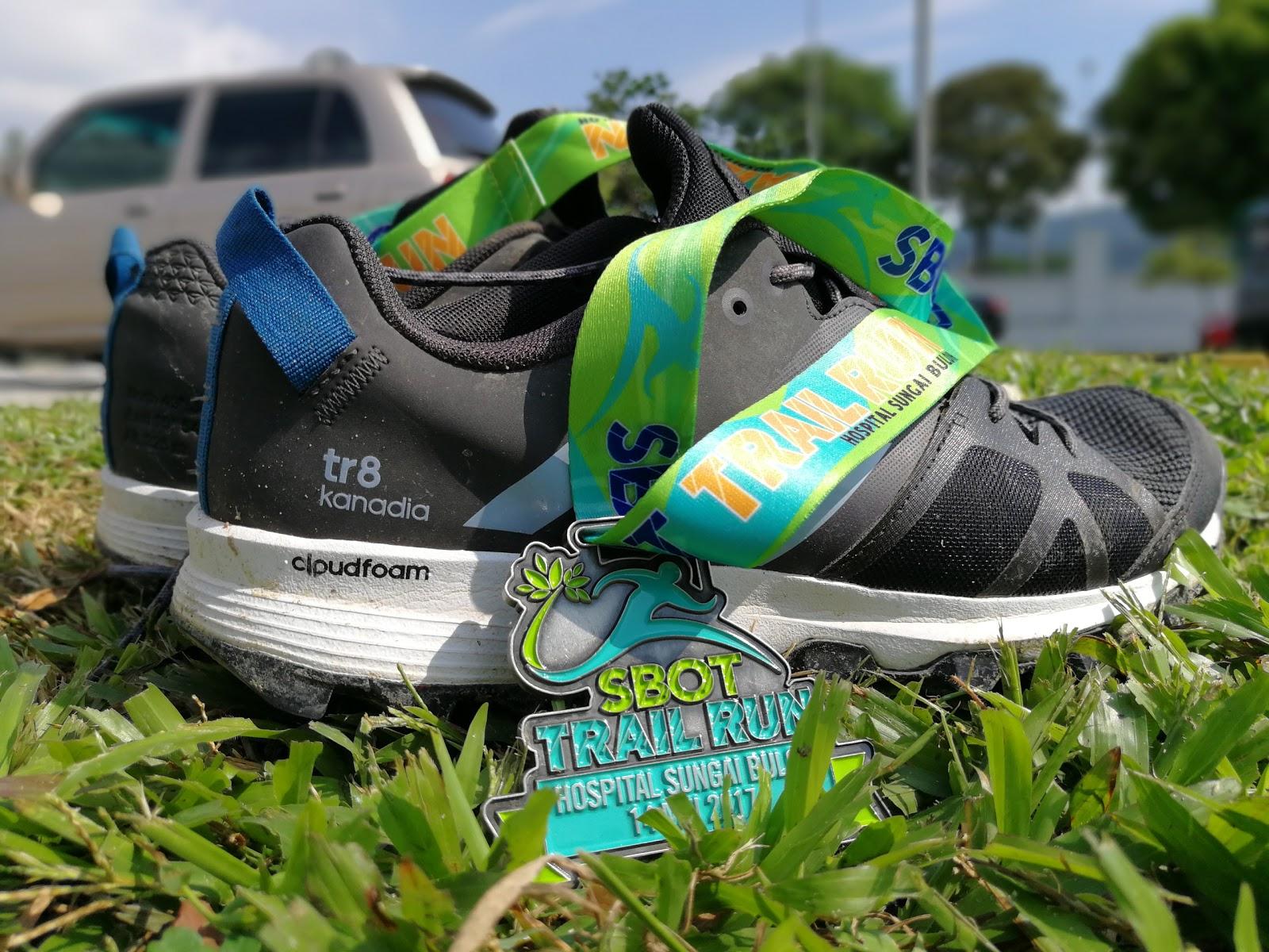 SBOT Trail Run 2017