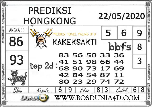 Prediksi Togel HONGKONG DUNIA4D 22 MEI 2020