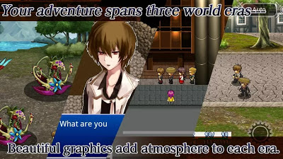RPG Aeon Avenger - KEMCO v 1.1.6 Mod Apk (Anti-piracy & license patched)