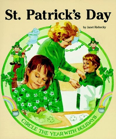 10 Books About Ireland and St. Patrick's Day- Children's Book Review List