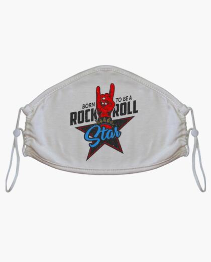 Mascarillas, Musica, Rock & Roll,