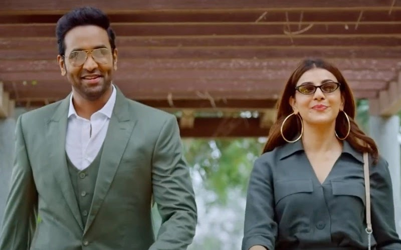 story of the Anu And Arjun 2021 Movie