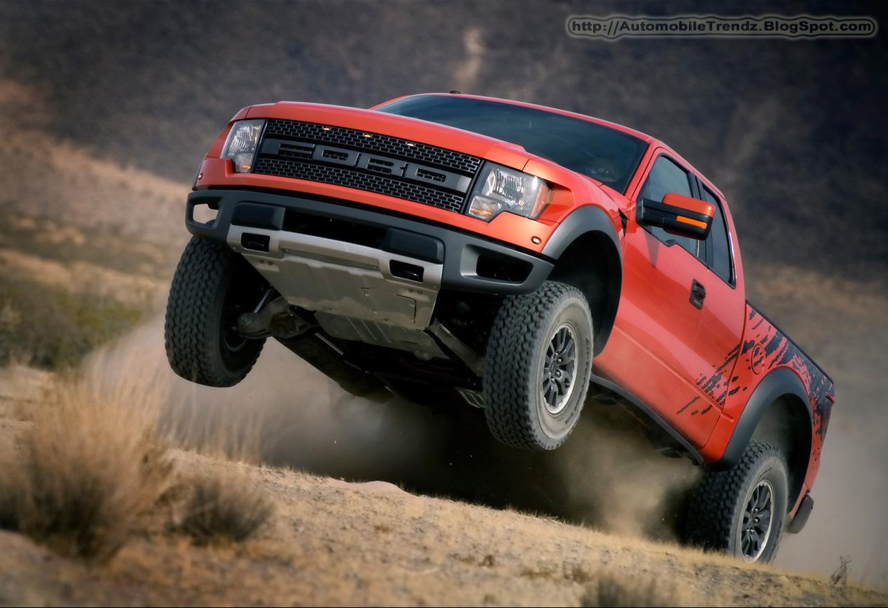 Automobile Trendz Ford Raptor Wallpaper