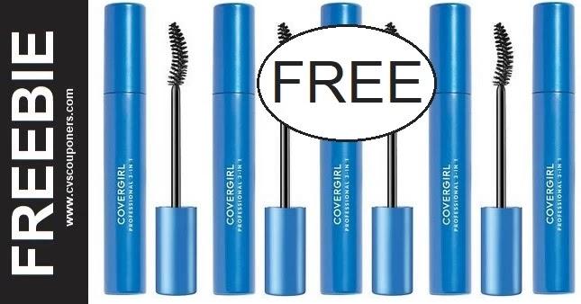 FREE Covergirl Mascara CVS Deal 9-12-9-18