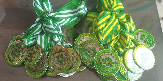 Medali Khatam MDTA BAITURRAHMAN