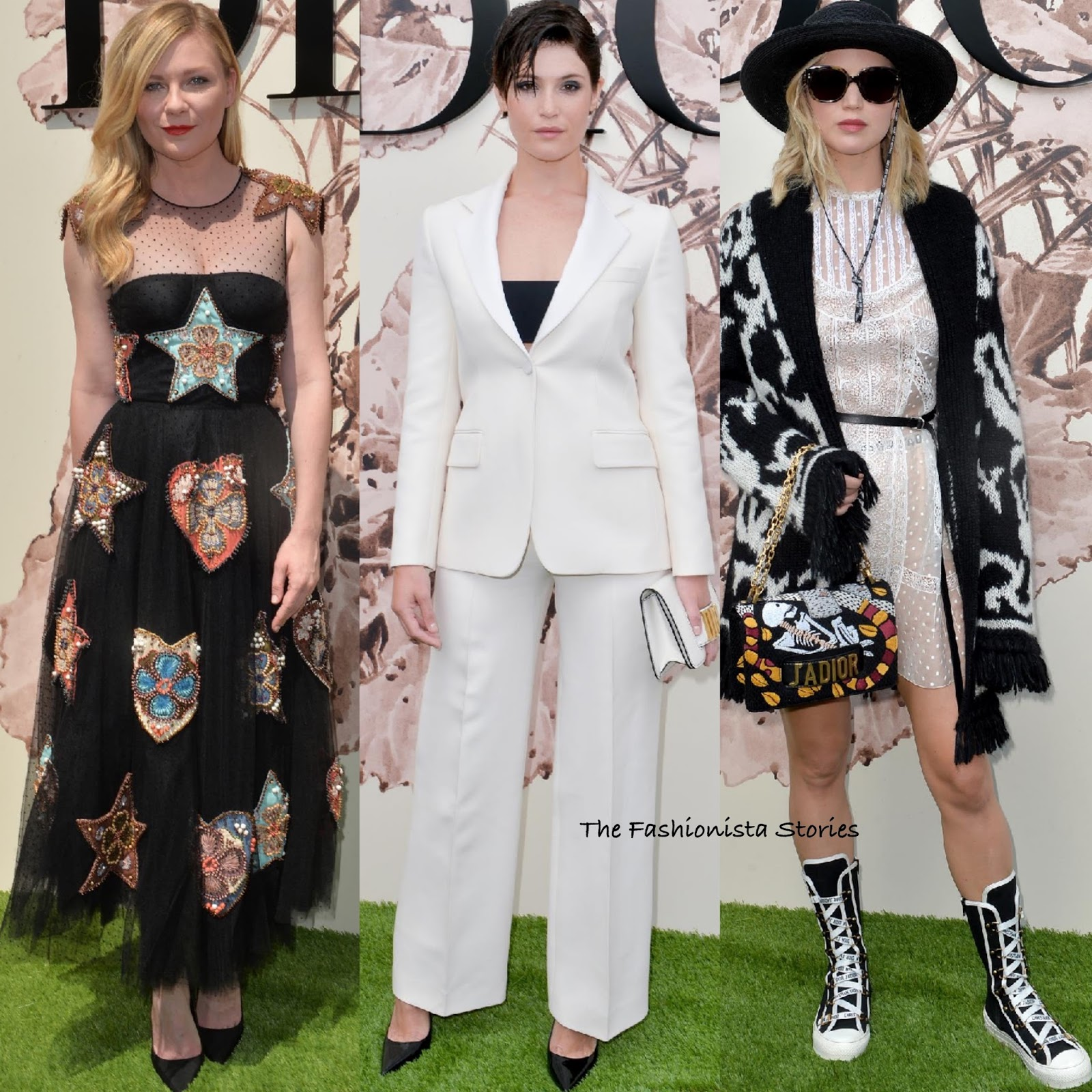 Christian Dior F W 2017 Haute Couture Paris Fashion Show 317d352860bbe