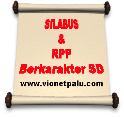 Silabus dan RPP Berkarakter Mata Pelajaran SBK Untuk SD