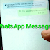How to Recall Message in WhatsApp - Unsend Sent Message on WhatsApp