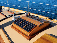 Gemi kaportası, gemi güverte penceresi