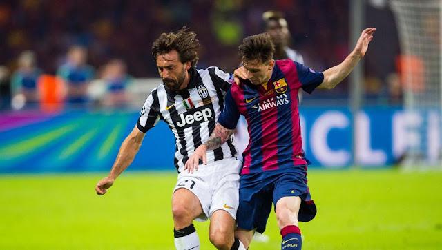 juventus elimina al barcelona de la champions league