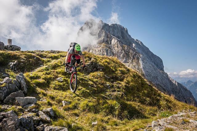 Mountainbike Tour Hochalpjoch/ Sappada