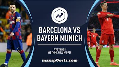 برشلونة vs البايرن