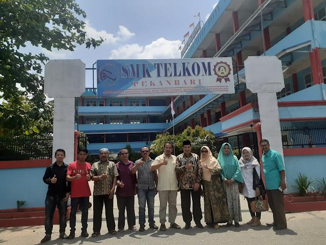 Pendaftaran SMK Telkom Pekanbaru