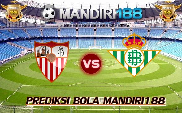 AGEN BOLA - Prediksi Sevilla vs Real Betis 7 Januari 2018