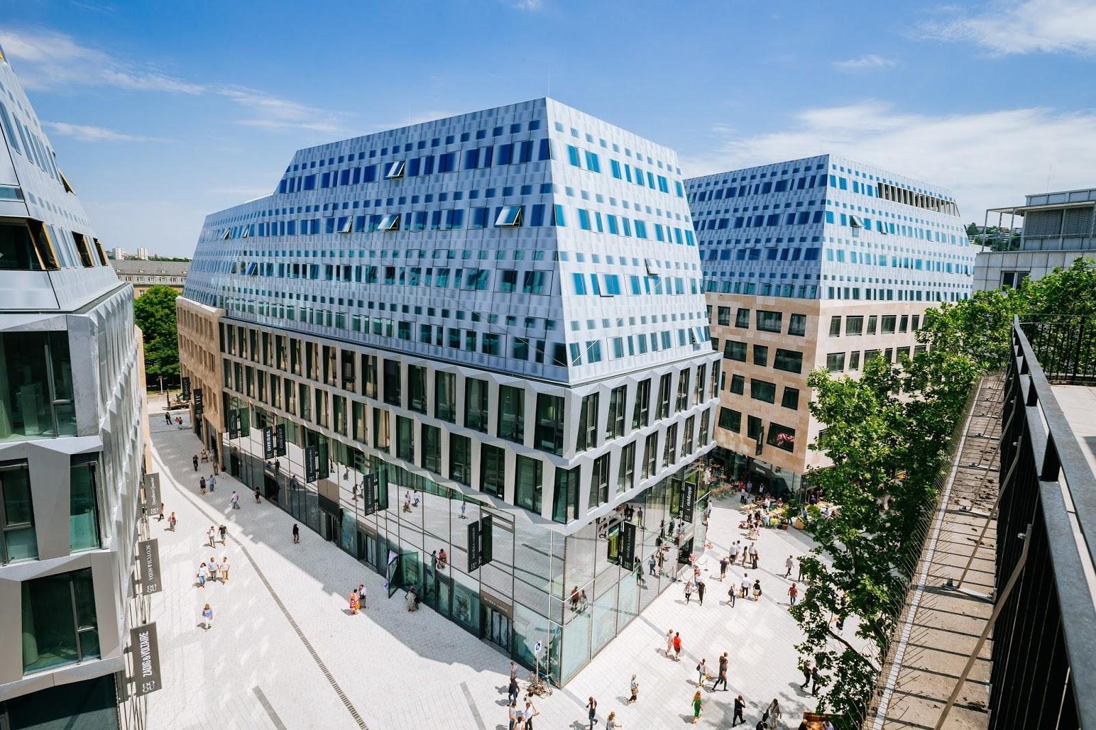 Laurus fashiontipps dorotheenquartier stuttgart jetzt for Architektur 4 1