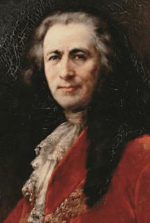 Retrato Jean Martell conhaque cognac