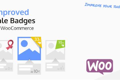 Download Improved Sale Badges for WooCommerce v3.5.2