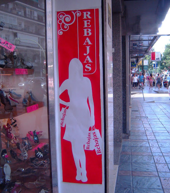 Fuengirola zakupy rabaty