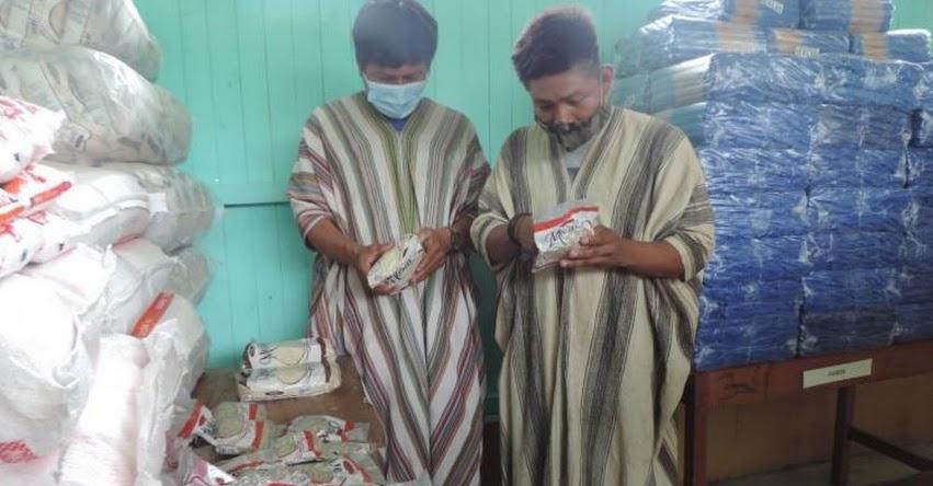 QALI WARMA: Programa social distribuye alimentos nutritivos en 68 comunidades indígenas del Vraem - www.qaliwarma.gob.pe