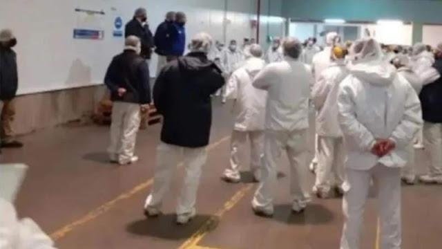 Trabajadores de La Salteña pararon por segundo día en rechazo a cambios laborales