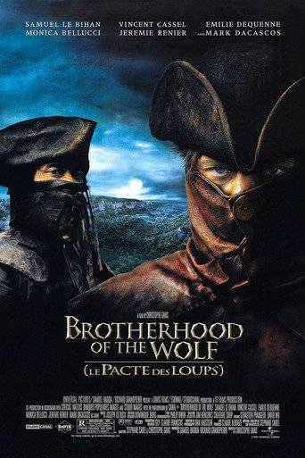 Brotherhood of the Wolf (2001) ταινιες online seires oipeirates greek subs