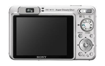 Sony Cyber-Shot DSC-W170 product review