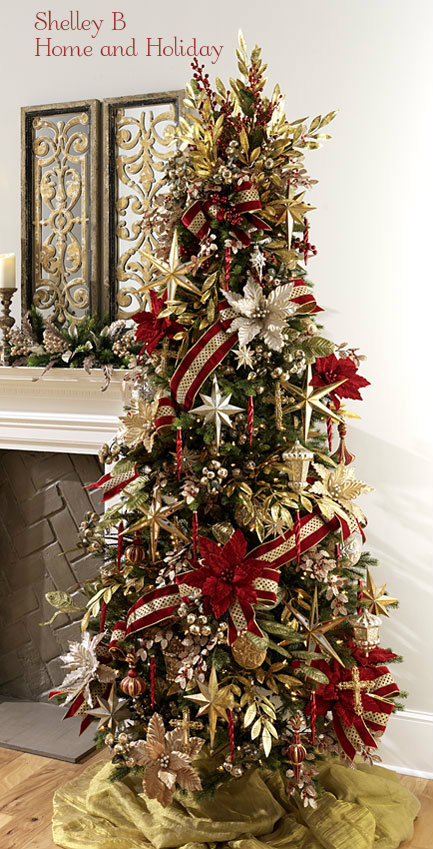 decorated christmas trees - photo #24