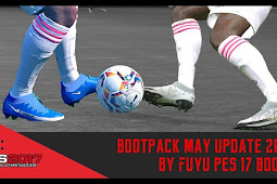 Boots Repack Mei 2021 UP AIO - PES 2017