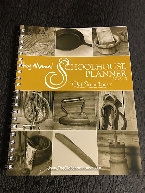 Hey Mama! planner review