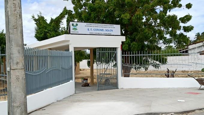 Escola Estadual Coronel Solon tem novo vice-diretor