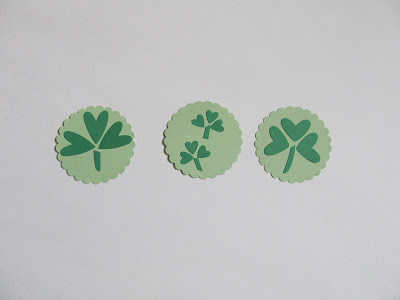 Paper Tags for St. Patrick's Day