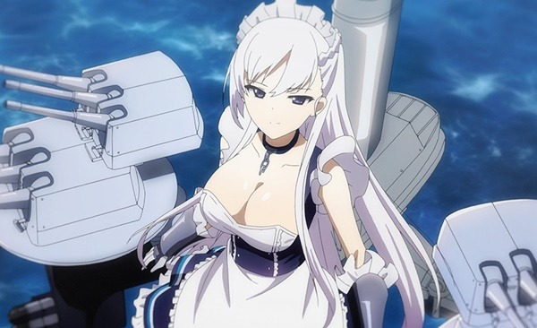 Azur Lane Episodio 03