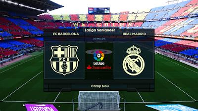 PES 2021 Spanish Scoreboard Pack by SG & Milos987