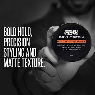 Brylcreem Hair Wax - Restyling & Matte Texture, 80 gm,
