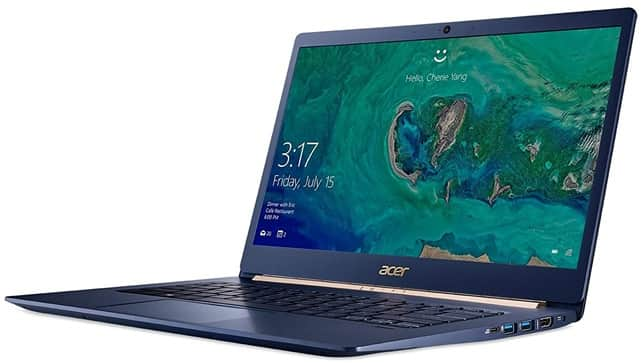 Acer SF514-52T Swift 5: análisis