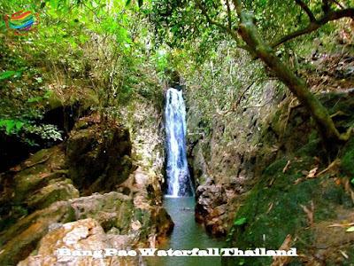 Bang Pae Waterfall Thailand