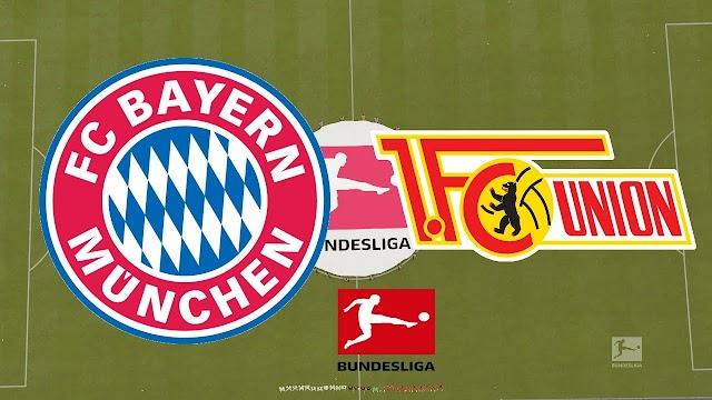 Bayern München - Union Berlin Canlı - Live