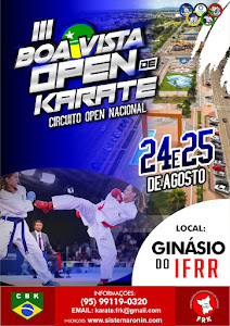 2º Boa Vista Open de Karate