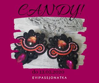 Candy - pierwszy rok bloga!