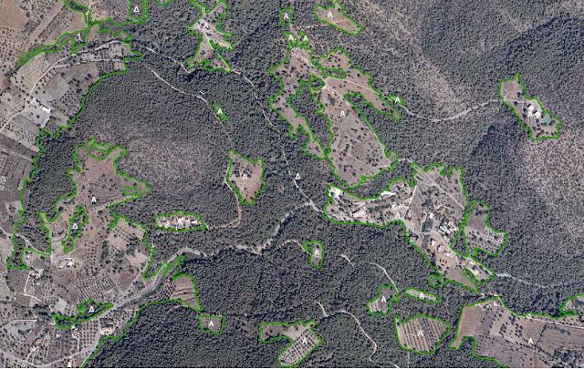 Αποκεντρωμένη Διοίκηση Πελοποννήσου: Ολοκληρώθηκε η διαδικασία κατάρτισης - αναμόρφωσης των δασικών χαρτών