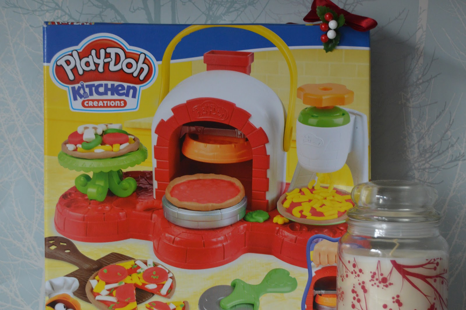 Play doh pizza kitchen