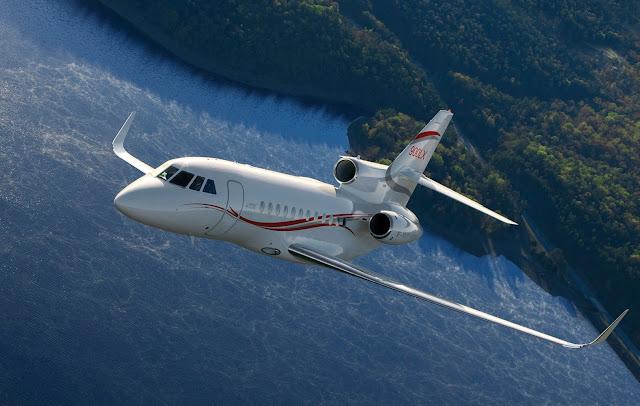 dassault falcon 900lx private jet