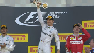 Klasemen Sementara Formula 1 (F1) Musim 2016