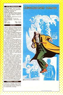 Inspector Gordon Gotham