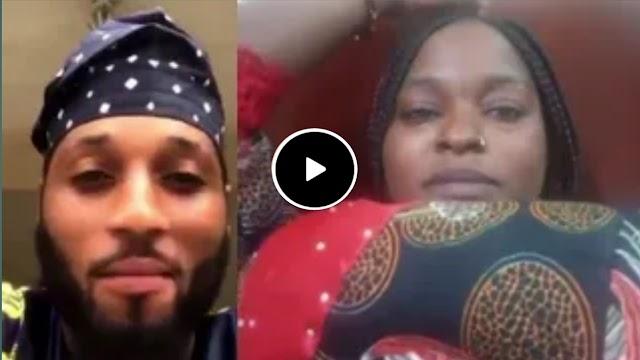 Video Malam Ali Da Faiza Tashirin Kwana Casa'in Acikin Yanayin Soyayya